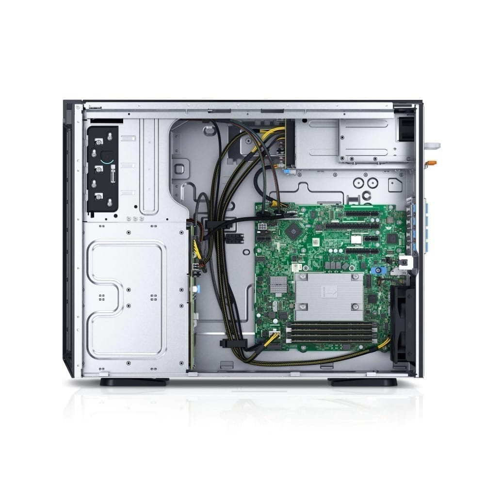 Dell PowerEdge T340 Tower Server Intel Xeon E-2224 3.4GHz 8GB DDR4 2TB HDD - PET340MM3 4