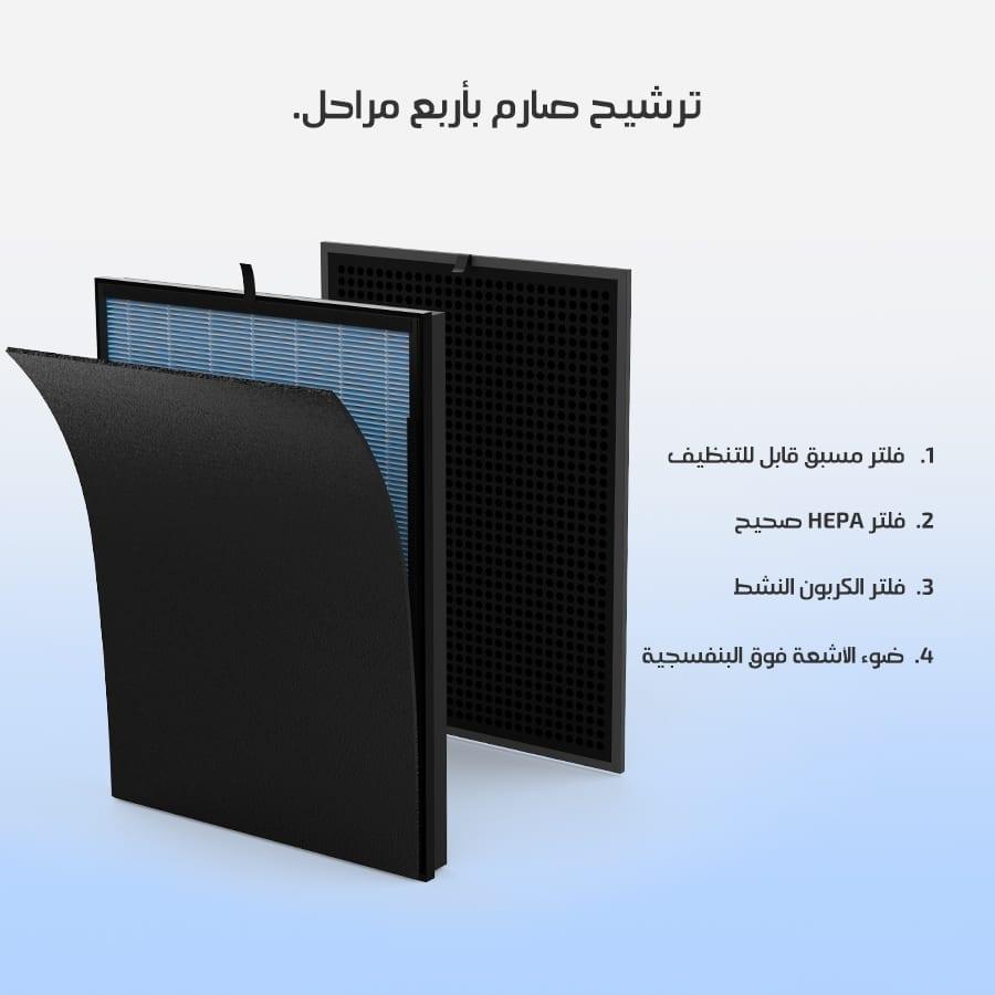 EZVIZ UV-C Air Purifier 6