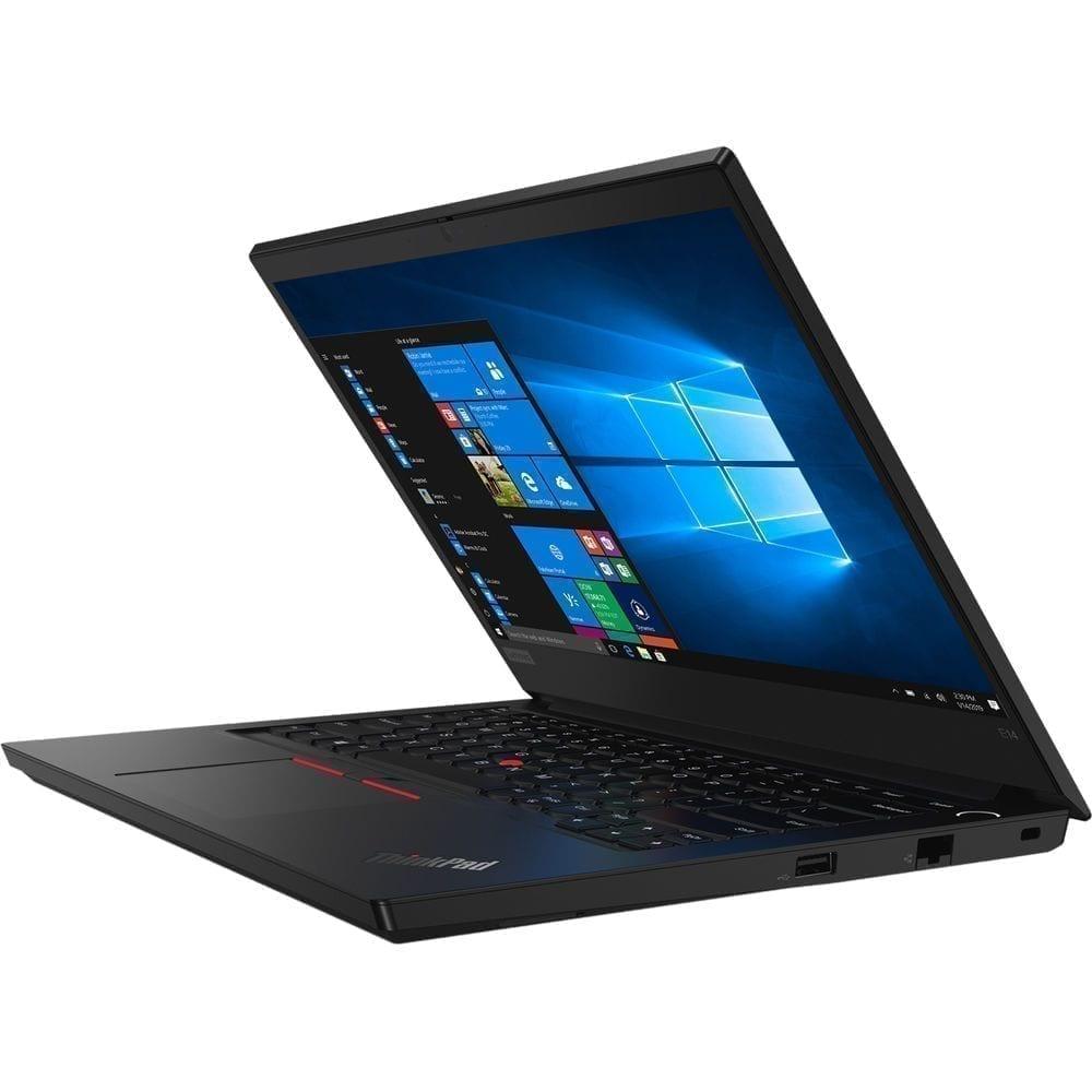 "Lenovo ThinkPad E14 intel core i7-10510U, 8GB DDR4, 1TB HDD, Intel HD Graphics, 14"" FHD, Win10 Pro, Black - 20RA0004AD 7"