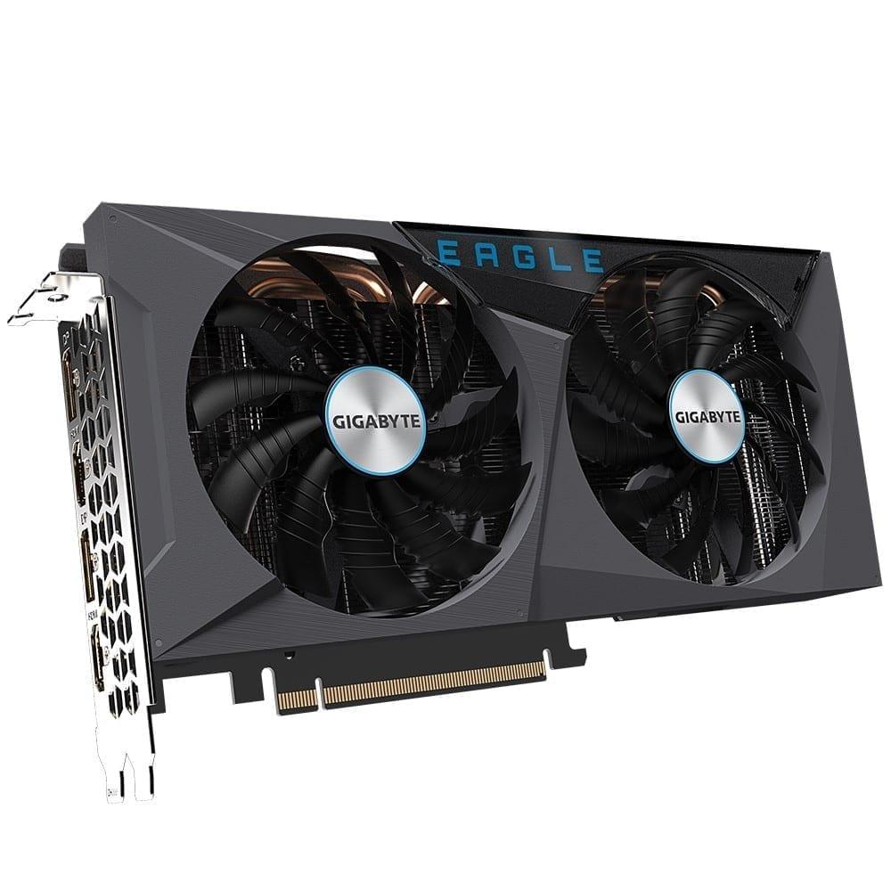 Gigabyte GeForce RTX 3060 EAGLE 12G - GV-N3060EAGLE-12GD 6