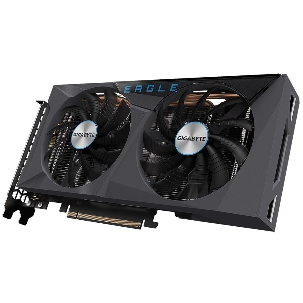 Gigabyte GeForce RTX 3060 EAGLE 12G - GV-N3060EAGLE-12GD 3
