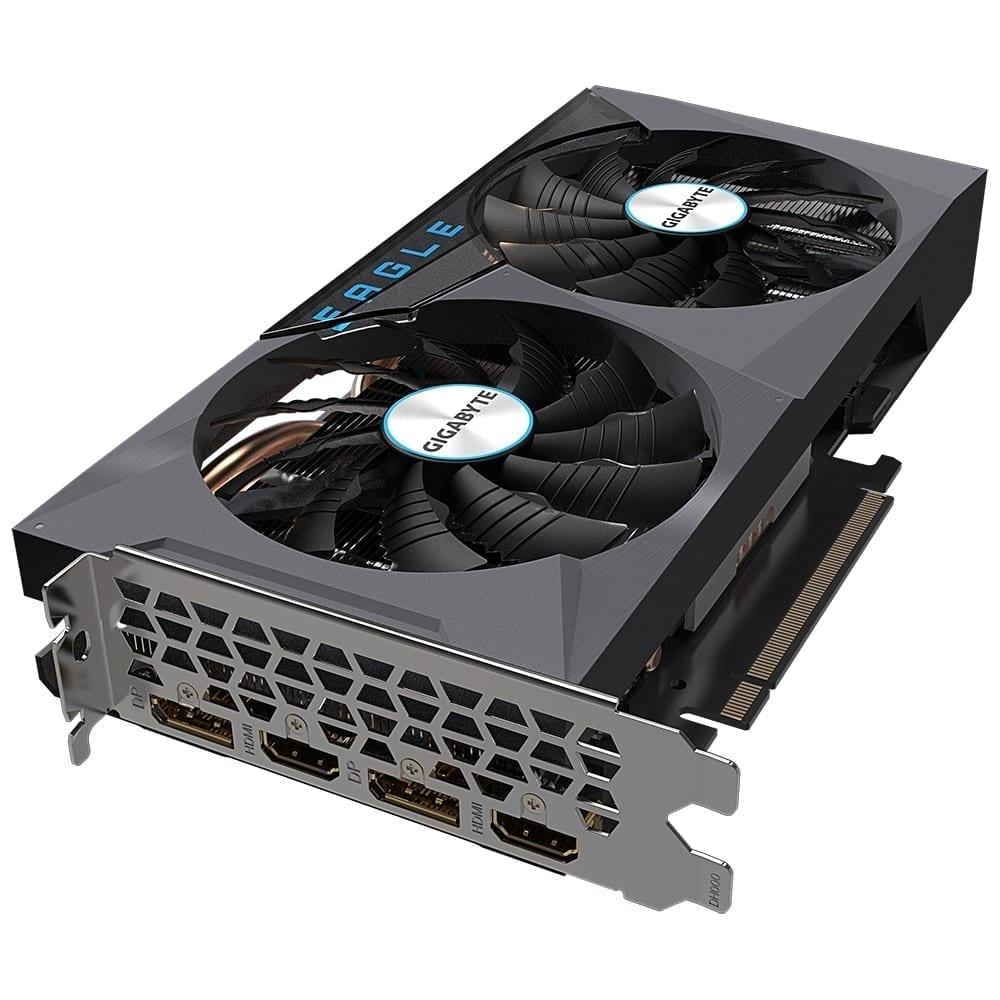 Gigabyte GeForce RTX 3060 EAGLE 12G - GV-N3060EAGLE-12GD 2
