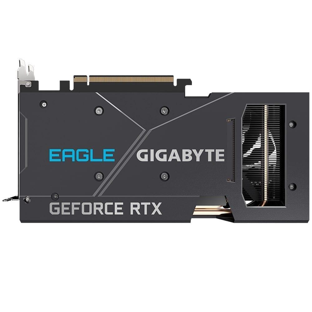 Gigabyte GeForce RTX 3060 EAGLE 12G - GV-N3060EAGLE-12GD 7