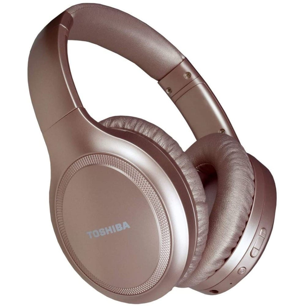 Toshiba Noise-Cancelling Wireless Headphones - RZE-BT1200H 6