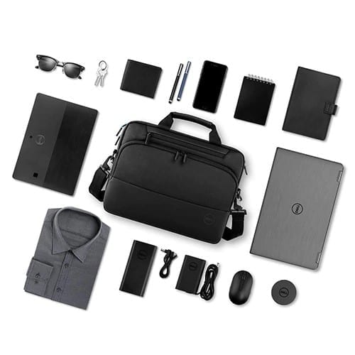 Dell Pro Briefcase 15 notebook carrying case - 460-BCMU 3