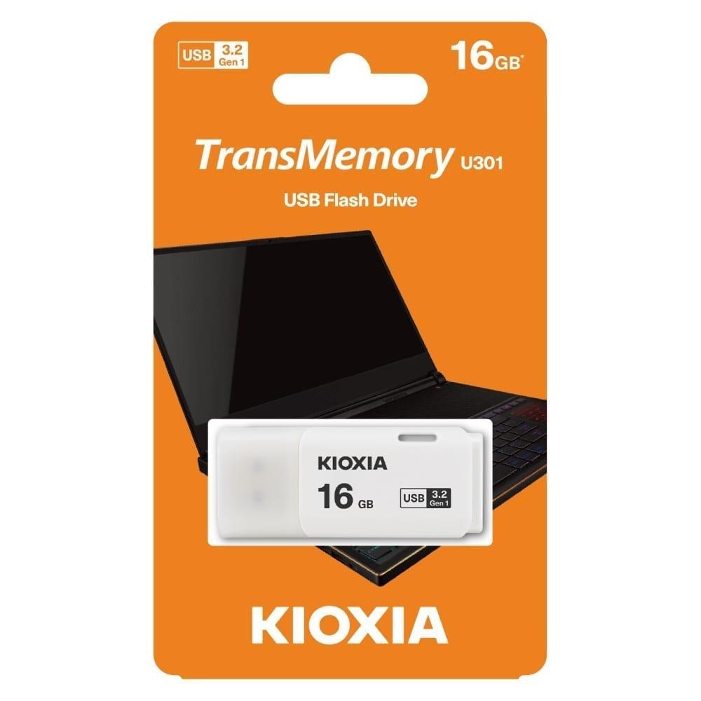 Kioxia TransMemory U301 USB Flash Drive 4