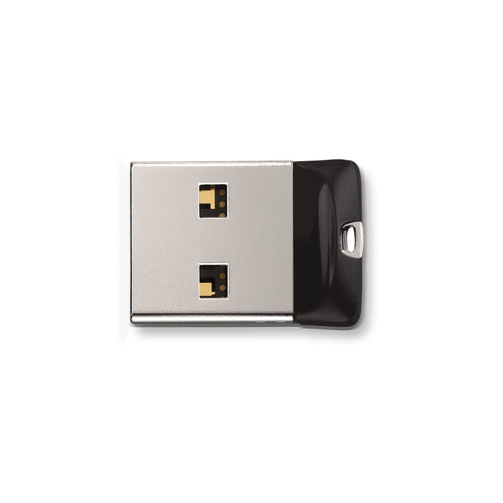 SanDisk Cruzer Fit USB Flash Drive 3