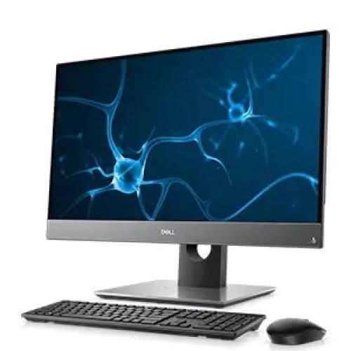 """Dell OptiPlex 7780 All-in-One Desktop Intel Core i7-10700 8GB DDR4 256GB SSD 1TB HDD 27"""" FHD Touch Windows 10 Pro 64bit - 7780-I7T-256 1"""