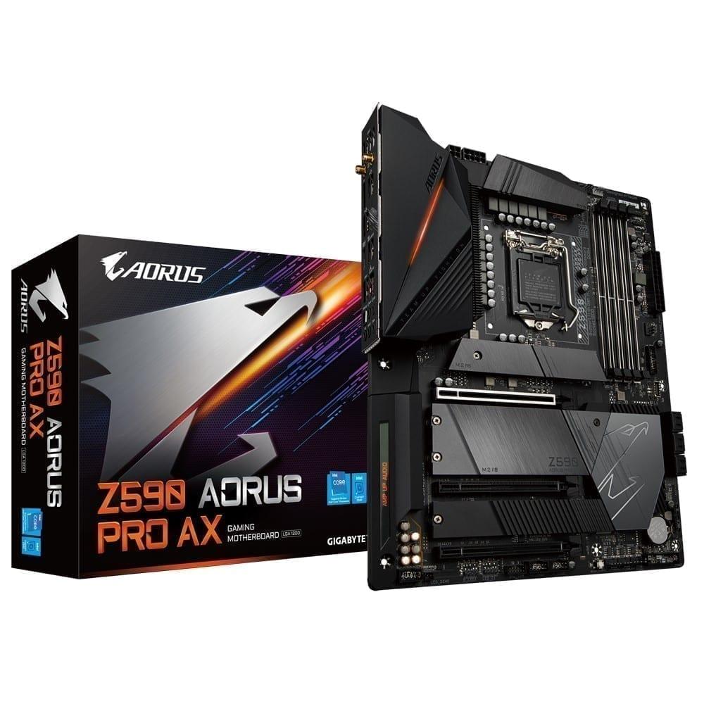 Gigabyte Z590 AORUS PRO AX (rev. 1.0) Motherboard 1