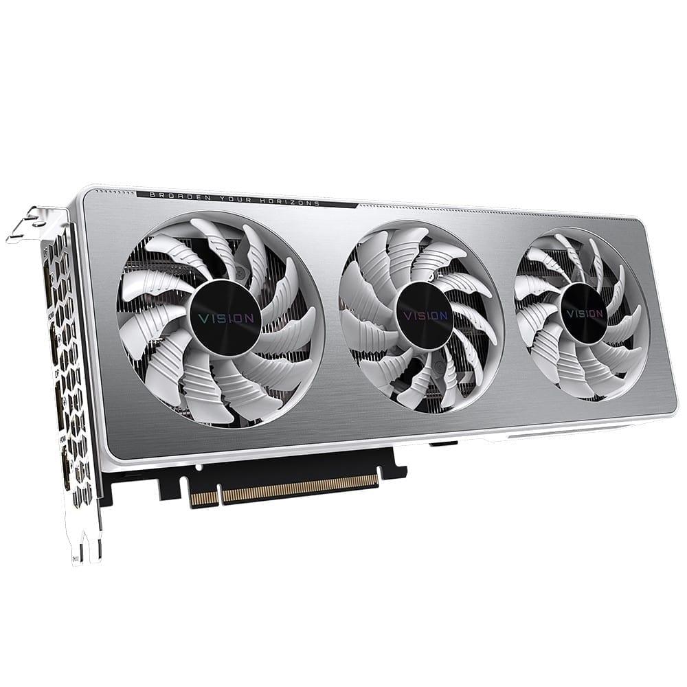 Gigabyte GeForce RTX 3060 VISION OC 12G - GV-N3060VISION OC-12GD 5