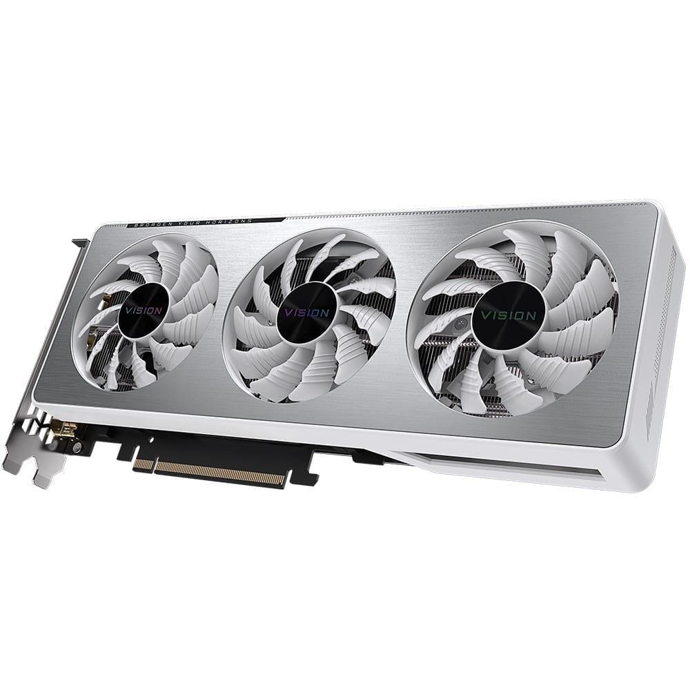Gigabyte GeForce RTX 3060 VISION OC 12G - GV-N3060VISION OC-12GD 2