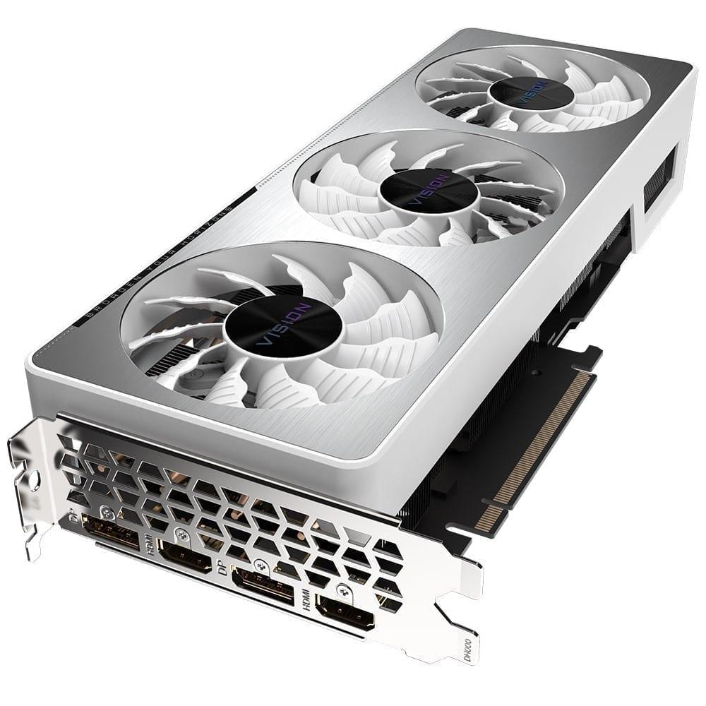 Gigabyte GeForce RTX 3070 VISION OC 8G - GV-N3070VISION OC-8GD 3