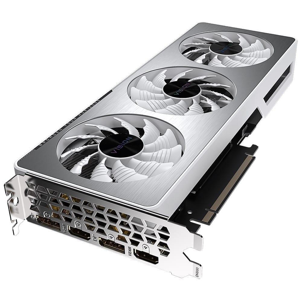 Gigabyte GeForce RTX 3060 VISION OC 12G - GV-N3060VISION OC-12GD 7