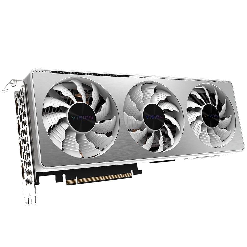 Gigabyte GeForce RTX 3070 VISION OC 8G - GV-N3070VISION OC-8GD 2