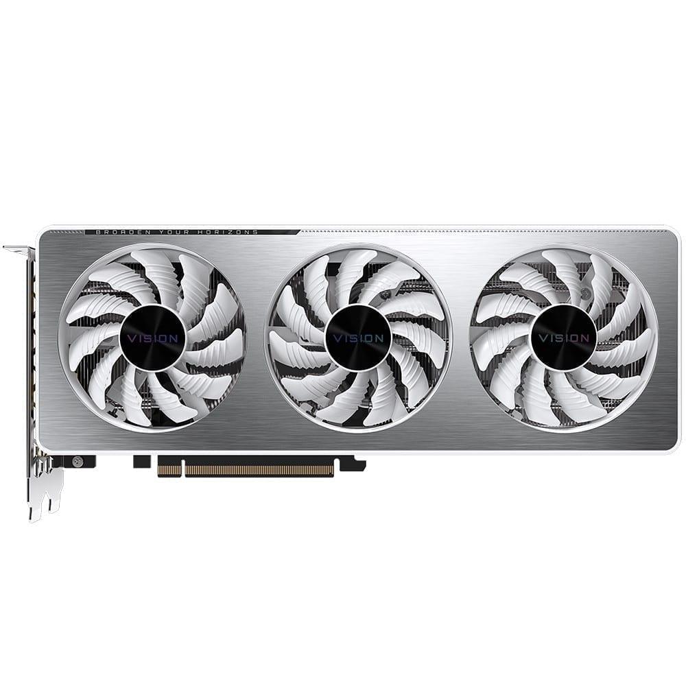 Gigabyte GeForce RTX 3060 VISION OC 12G - GV-N3060VISION OC-12GD 8