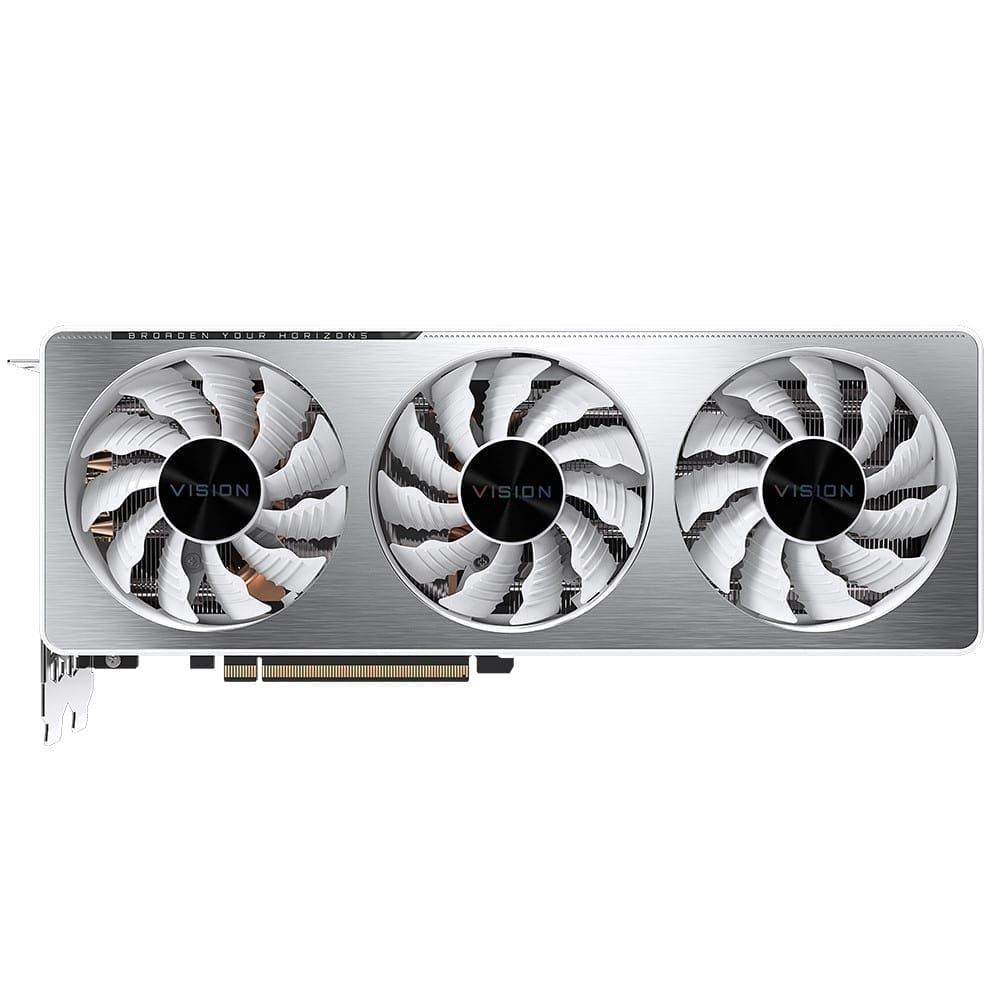 Gigabyte GeForce RTX 3070 VISION OC 8G - GV-N3070VISION OC-8GD 4