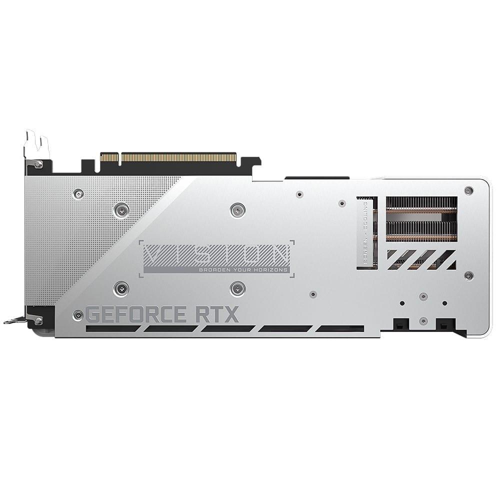 Gigabyte GeForce RTX 3070 VISION OC 8G - GV-N3070VISION OC-8GD 8