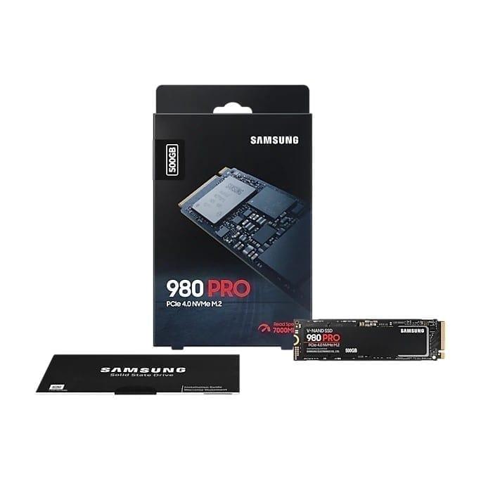 قرص صلب سامسونج اس اس دي SSD 980 PRO NVMe M.2 8