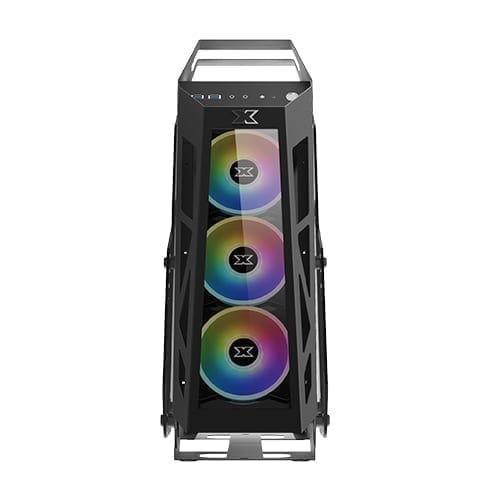 Xigmatek ZEUS Mid Tower Gaming Case - EN43392 5