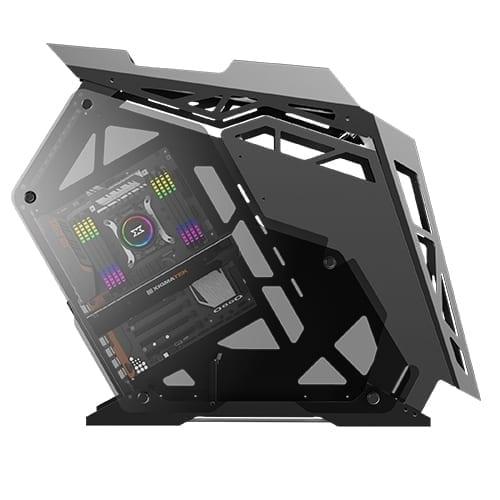 Xigmatek ZEUS Mid Tower Gaming Case - EN43392 4