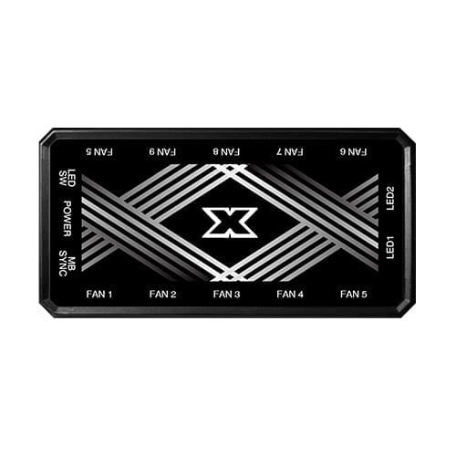 Xigmatek Galaxy III Essential ARGB Case Fans - EN45433 9