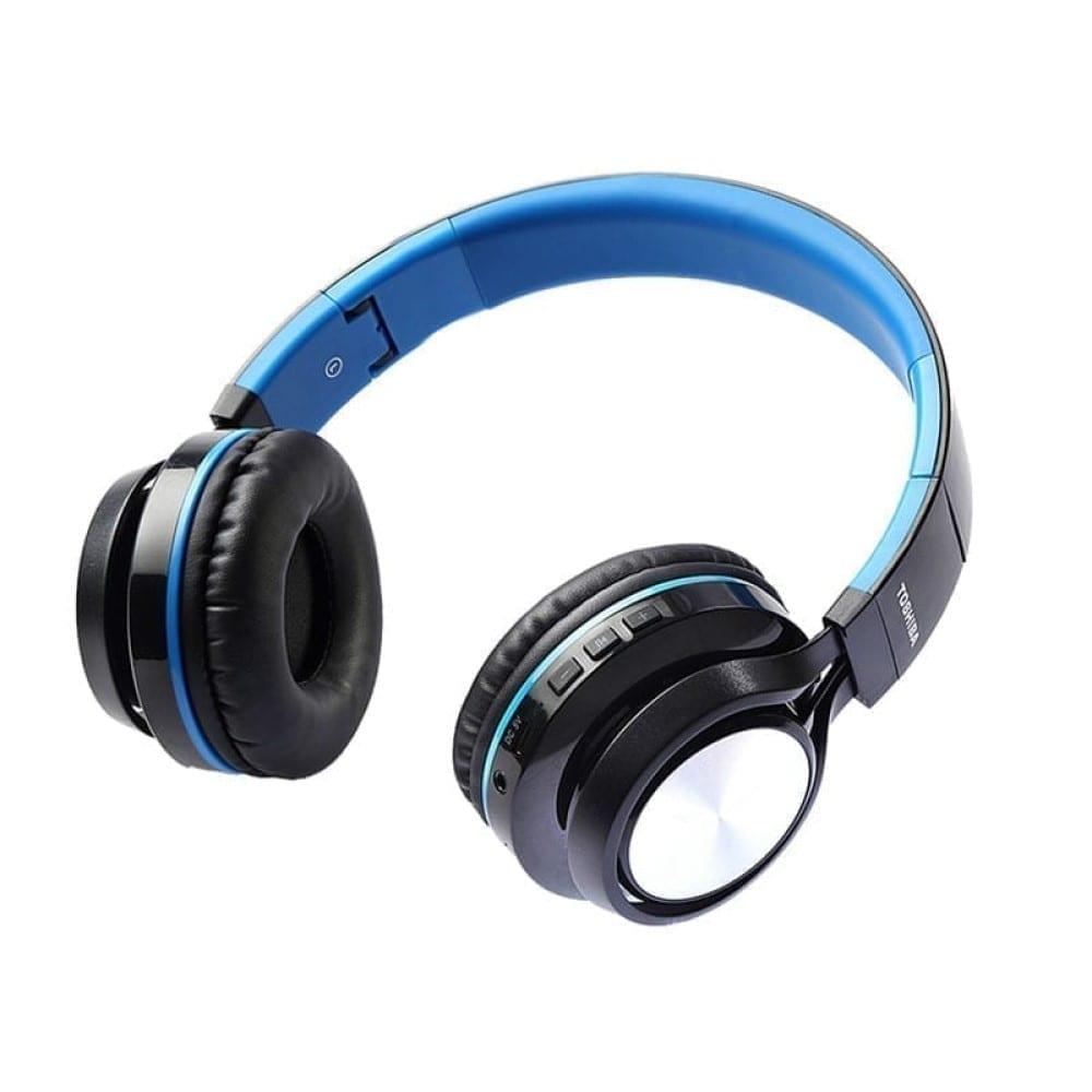 Toshiba Combo Foldable Wireless Headphone RZE-BT200 + 64GB USB + 64 MicroSD 2