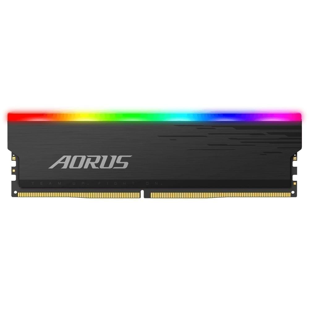 Gigabyte AORUS RGB Memory DDR4 16GB (2x8GB) 4400MHz - GP-ARS16G44 5