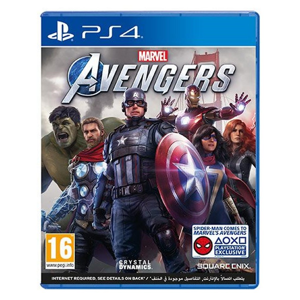 Marvel Avengers: Standard Edition - For PlayStation 4 - PS44902 1