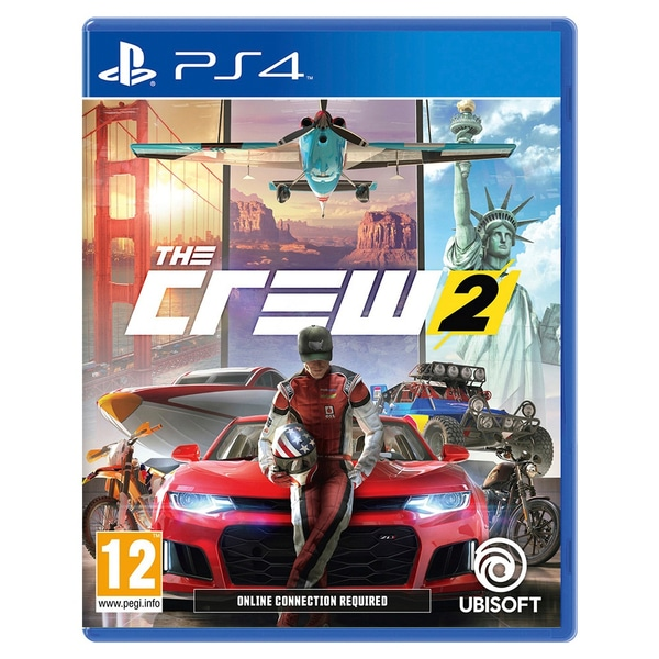 The Crew 2 - For PlayStation 4 - PS44682 1