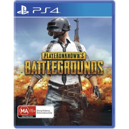 PlayerUnknown's Battlegrounds (PUBG) - For PlayStation 4 - PS48911 1