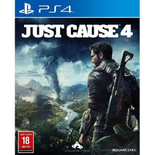 Just Cause 4: Standard Edition - For PlayStation 4 - PS42069 1