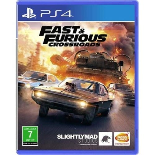 Fast & Furious: Crossroad - For PlayStation 4 - PS42071 1