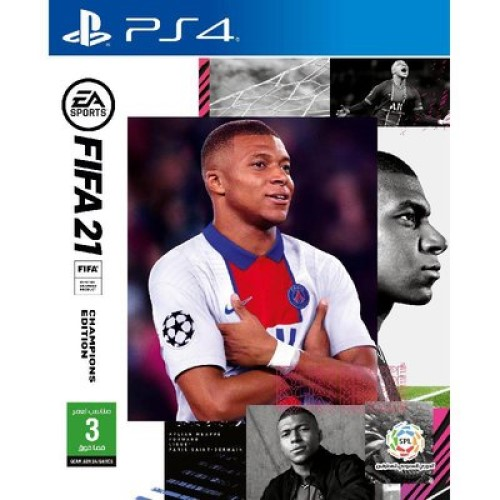FiFa 21: Champions Edition - For PlayStation 4 - PS44101 1