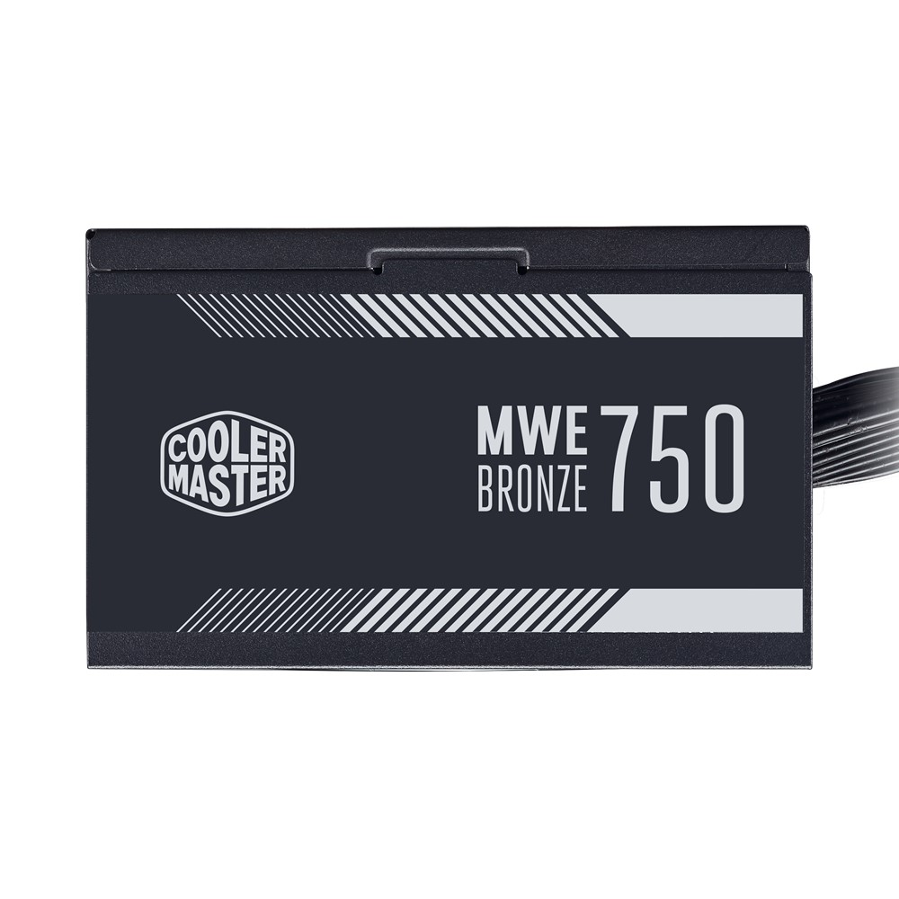 Cooler Master MWE Bronze V2 750W A/UK Cable Power Supply 2
