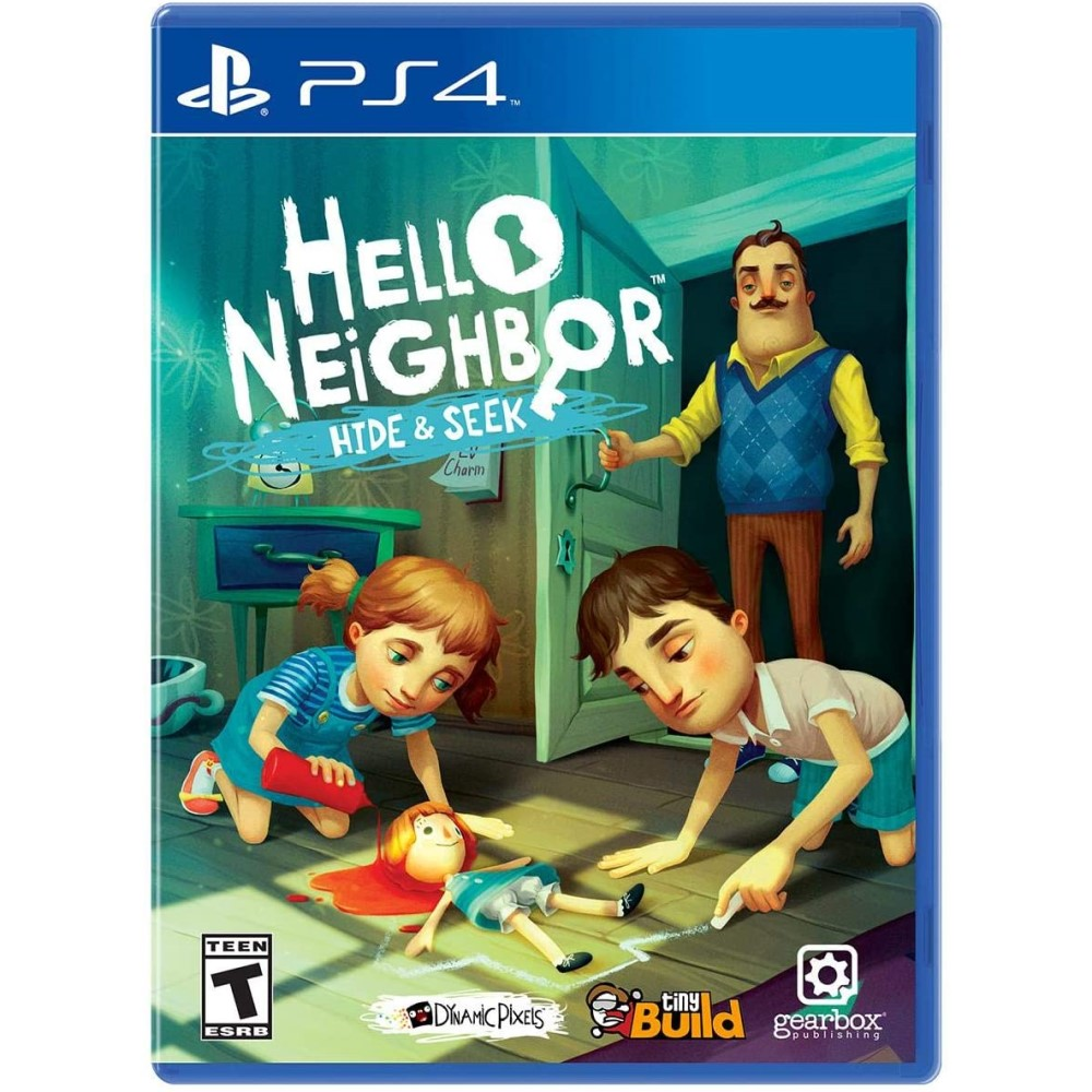 Hello Neighbor Hide and Seek - For PlayStation 4 - PS47618 1