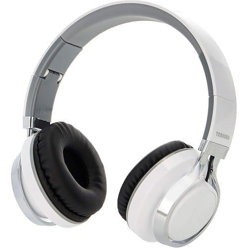 Toshiba Foldable Wireless Headphone + 1 FREE - RZE-BT200H 2