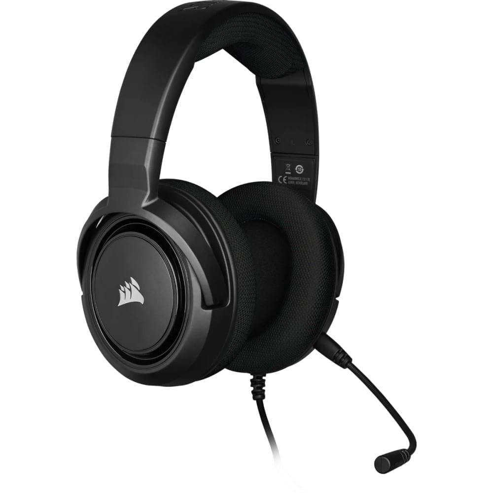 Corsair HS35 Stereo Gaming Headset — Carbon - CA-9011195-NA 2