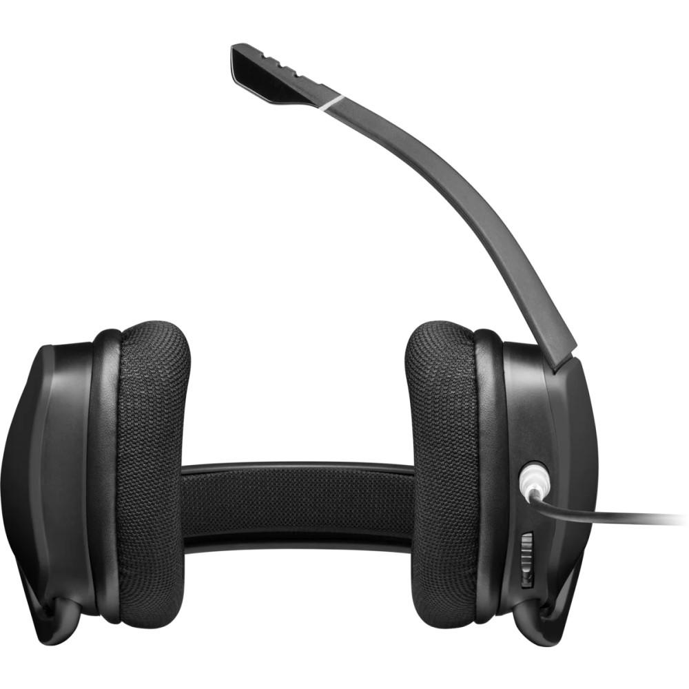 Corsair VOID RGB ELITE USB Premium Gaming Headset with 7.1 Surround Sound — Carbon 7