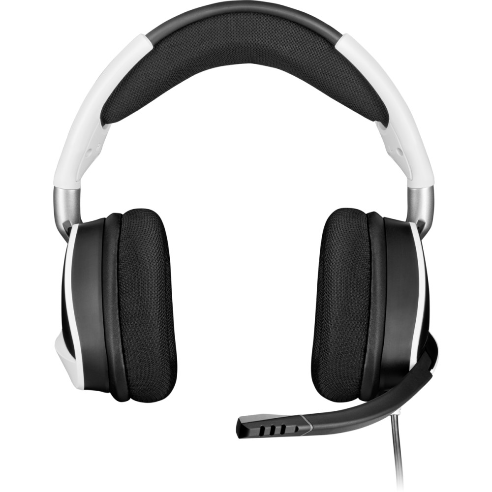 Corsair VOID RGB ELITE USB Premium Gaming Headset with 7.1 Surround Sound — White 3