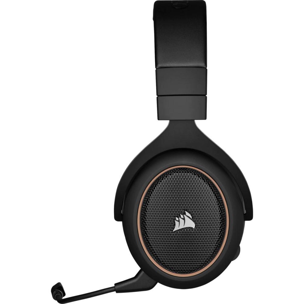 Corsair HS70 PRO WIRELESS Gaming Headset — Cream 2