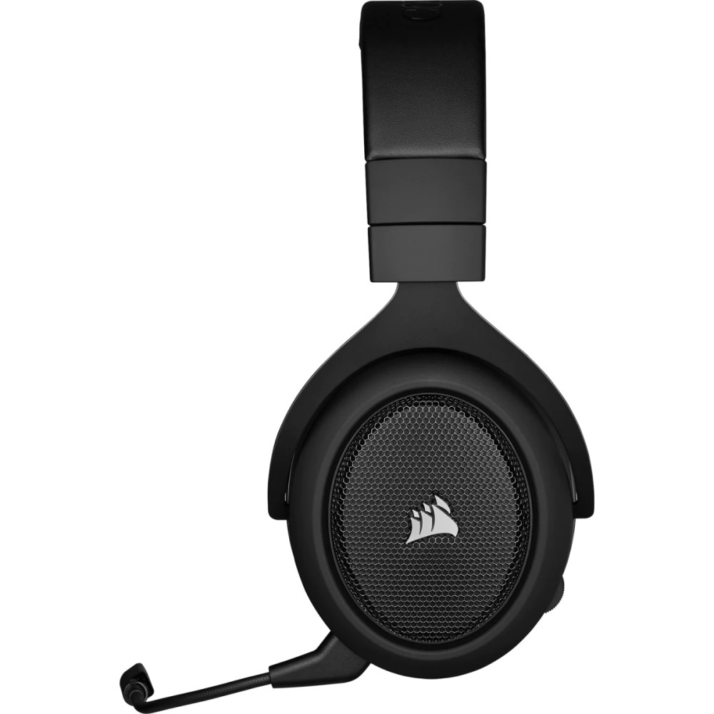 HS70 PRO WIRELESS Gaming Headset — Carbon 4