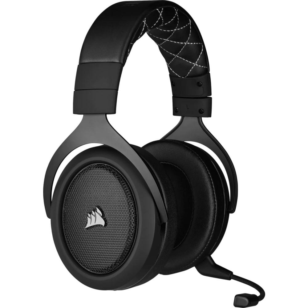 HS70 PRO WIRELESS Gaming Headset — Carbon 10