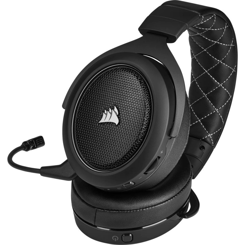 HS70 PRO WIRELESS Gaming Headset — Carbon 7