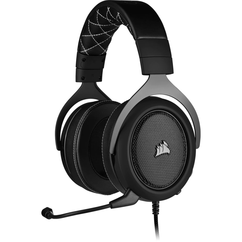Corsair HS60 PRO SURROUND Gaming Headset — Carbon 1