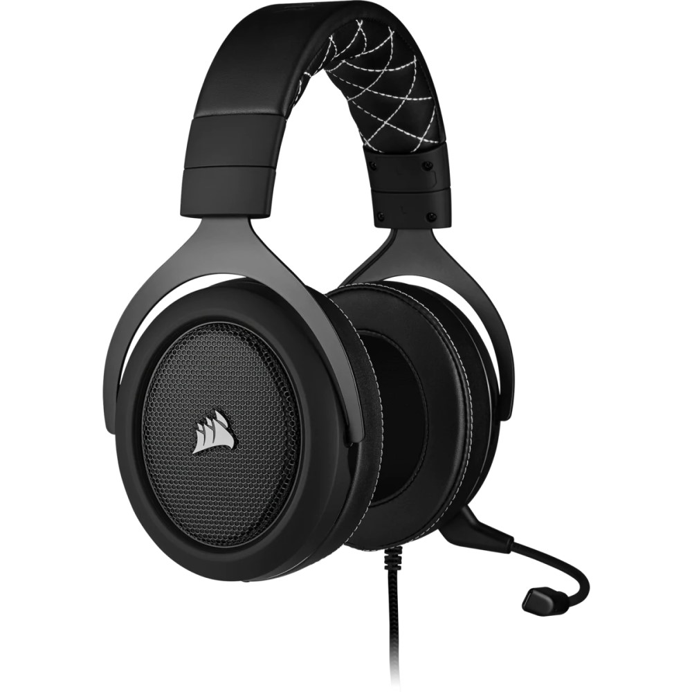 Corsair HS60 PRO SURROUND Gaming Headset — Carbon 5