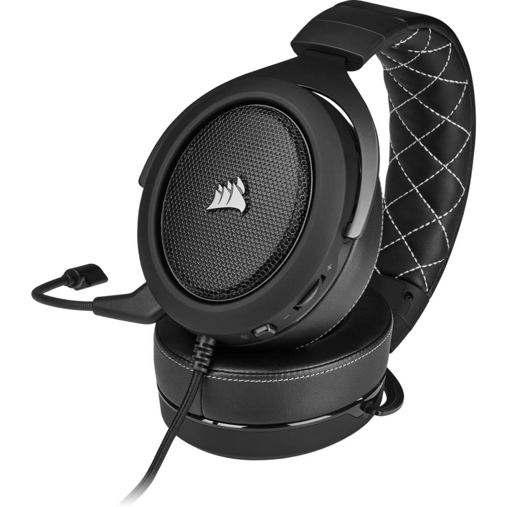 Corsair HS60 PRO SURROUND Gaming Headset — Carbon 2