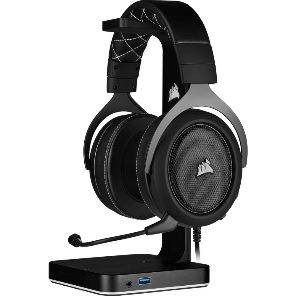 Corsair HS60 PRO SURROUND Gaming Headset — Carbon 9