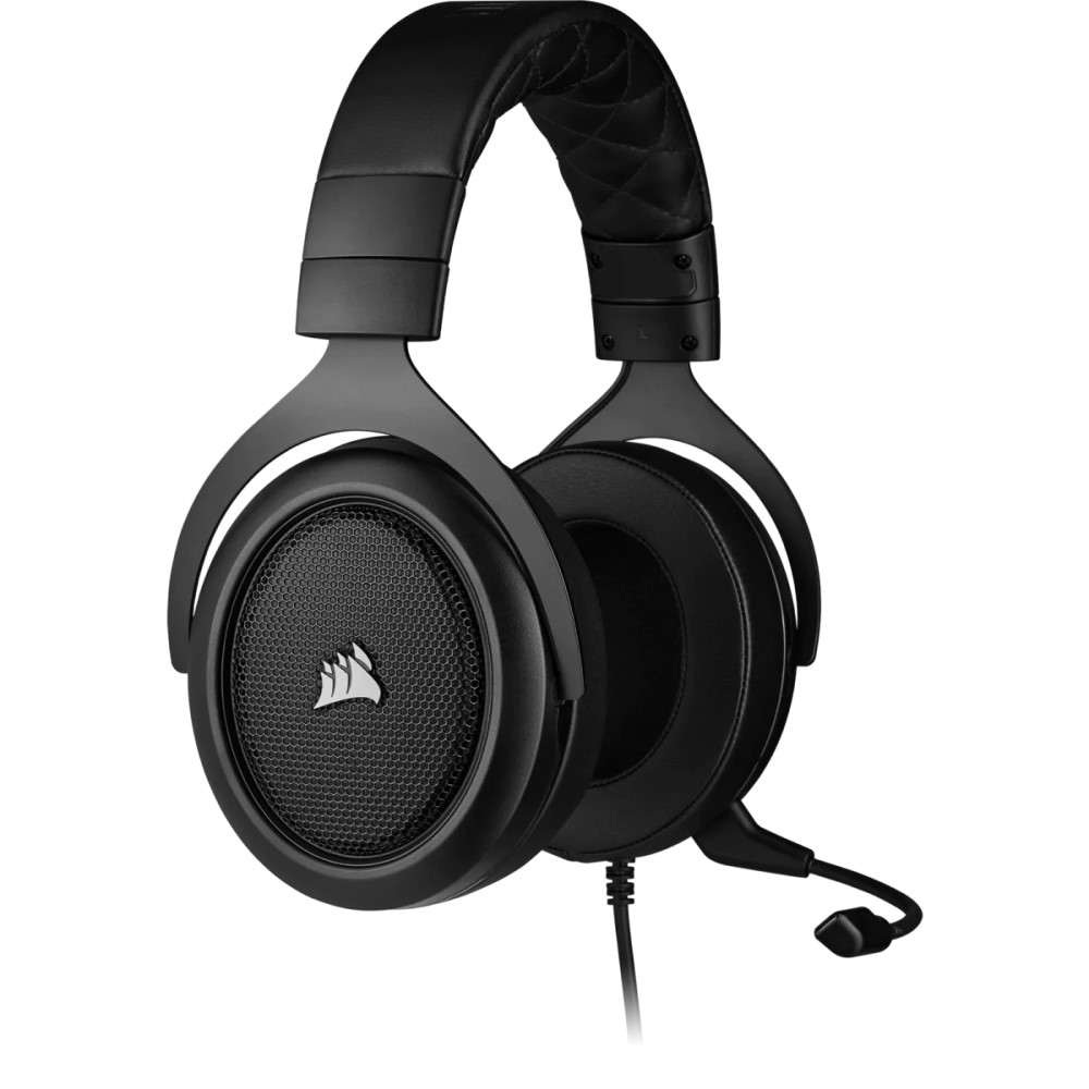 Corsair HS50 PRO STEREO Gaming Headset — Carbon 4