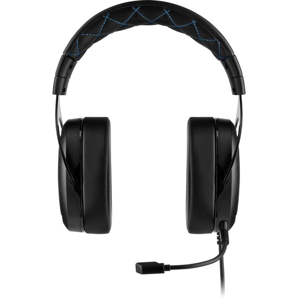 Corsair HS50 PRO STEREO Gaming Headset — Blue 8