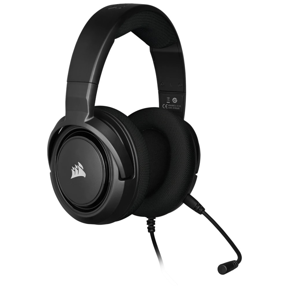 Corsair HS45 SURROUND Gaming Headset — Carbon 2